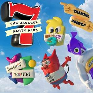 Jackbox Party Pack 7 - £21.41 @ Steam