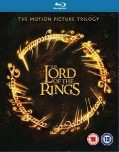 The Lord of the Rings Trilogy Blu-Ray Used - £4.40 with code @ musicmagpie