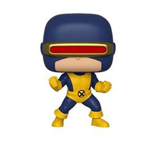 Funko 40714 POP. Bobble Marvel: 80th-First Appearance-Cyclops Collectible Figure, Multicolour - £5 @ Amazon (+£4.49 Non-Prime)