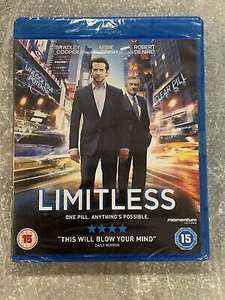 Limitless (Blu-ray, 2011) - £1.99 delivered @ markpot / ebay