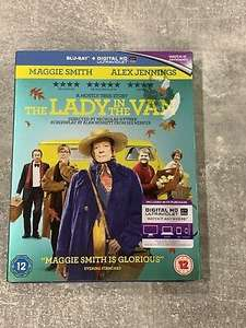 The Lady In The Van Blu-Ray | (2015) - £1.99 delivered @ markpot / ebay