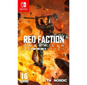 Red Faction Guerrilla Re-Mars-tered (Nintendo Switch) - £12.50 Delivered @ Coolshop