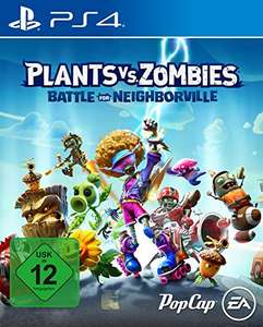 Plants vs Zombies 3 - Battle for Neighborville PS4 Game Used Very Good - £5.16 Prime (+£4.49 NP) @ Amazon