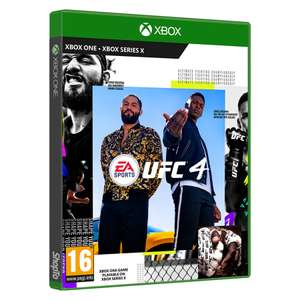 UFC 4 (Xbox one) £19.85 Delivered @ Shopto
