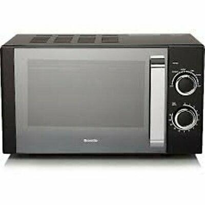 Breville Solo Microwave 1.7L black £26 at Asda Birmingham