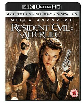 Resident Evil Afterlife 4K Ultra HD + Blu-ray + Digital HD £4.50 delivered @ onlinemoviesltd ebay