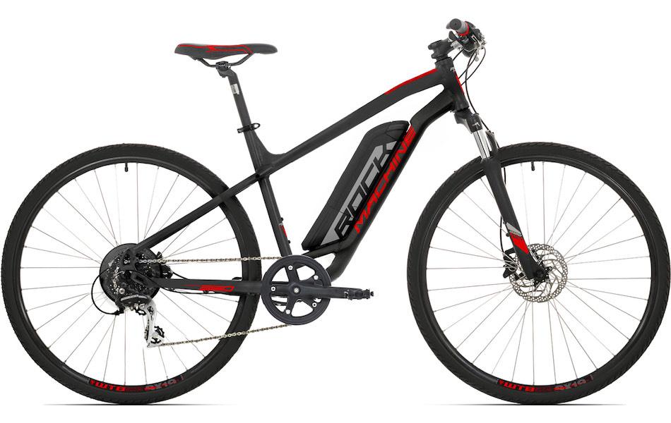 Planet X Rock Machine Crossride E350 Touring E-Bike £699.99 at Planet X