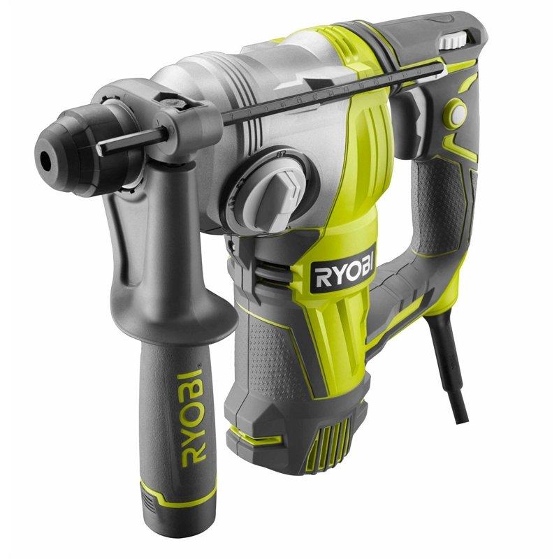 Ryobi 800W SDS Rotary Hammer Drill £89 Homebase - click & collect