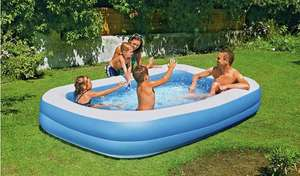 Chad Valley Large Family Paddling Pool - down from £35 to £10.50 instore @ Sainsbury's, Grimsby