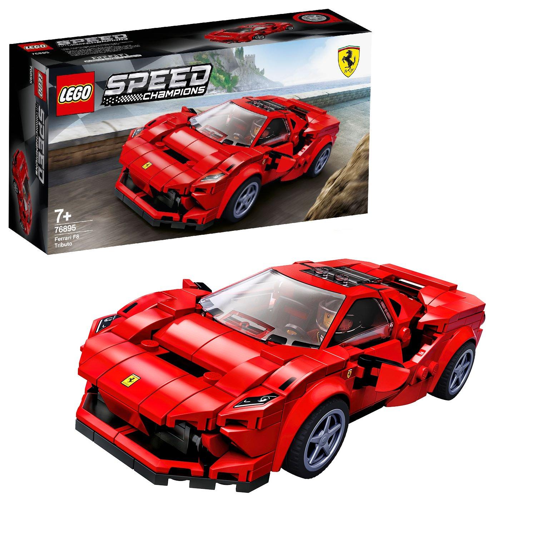 LEGO Speed Champions 76895 Ferrari F8 Tributo - £12 Instore @ Tesco, Montrose, Scotland