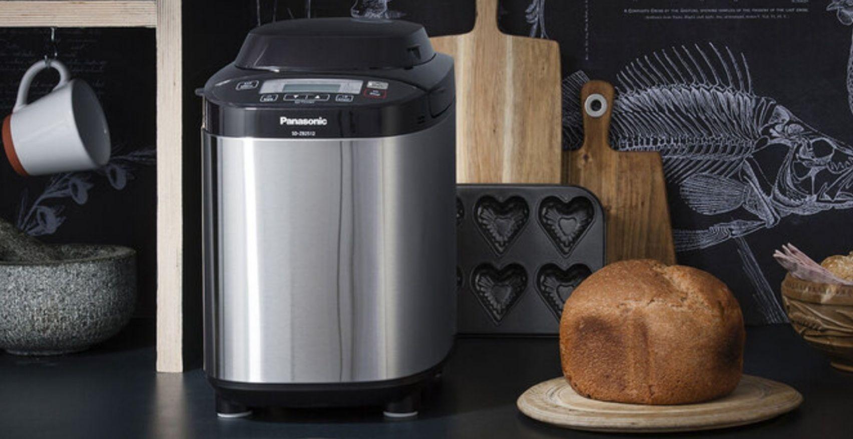 Panasonic Bread Maker SD-ZB2512KXC - £159.99 @ Costco