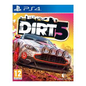 Dirt 5 PS4/XBOX ONE (free upgrade to PS5/Series X) £39.95 @ The Game Collection