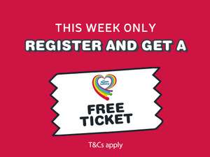 Register and Get a Free Ticket @ The Health Lottery
