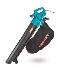 Electric Garden Leaf Blower and Vacuum for £32.94 delivered at Aldi