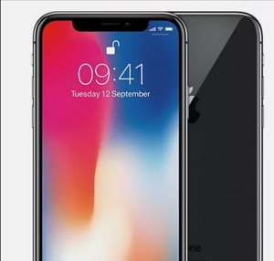 Apple IPhone X In Very Good Condition Locked To Vodafone Refurbished 64GB Smartphone - £341.99 With Code @ Music Magpie /Ebay