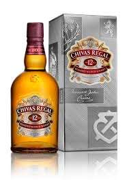 Chivas Regal 12 Year Old Blended Scotch Whisky, 70cl (Grain & Malt) £20 @ Amazon