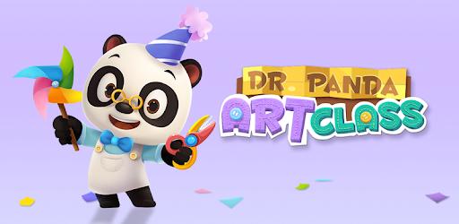 Free Android Apps: Dr. Panda Art Class & Dr. Panda School via Google Play Store