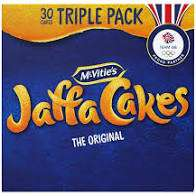 McVities Jaffa Cakes £1.25 instore at Tesco