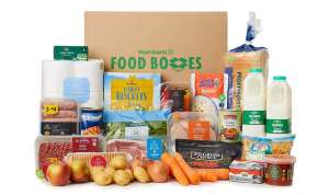 20% off Food Boxes with free delivery £28 @ Morrisons