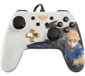 Powera Wired Nintendo Switch Controller (Legend Of Zelda : Link) + 6 months Spotify for new accouns £14.99 @ Currys PC World