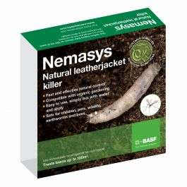 Crane Flies in your lawn? Nemasys Leatherjacket Killer (100 Sqm) - £16.99 delivered at Gardening Naturally (+ potential 4.25% TCB)