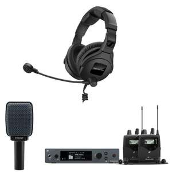 Sennheiser Deals - HD 300 PRO Headphones - £108.80 / Broadcast Model £153.85 - Using Code @ Bax Music