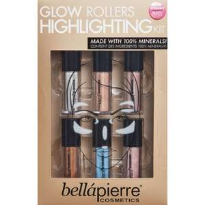 bellápierre Six Glow Rollers Highlighting Kit 2g now £9.98 click & collect @ TK Maxx