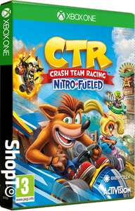 Crash Team Racing Nitro-Fueled (Xbox One) £16.85 Delivered @ Shopto