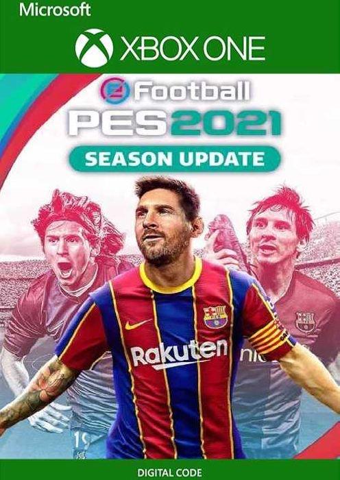 eFootball PES 2021 Season Update [Xbox One] £19.99 @ CDKeys
