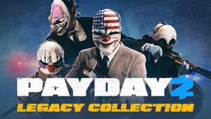 Payday 2 - Legacy Collection (PC STEAM) £9.59 @ Fanatical
