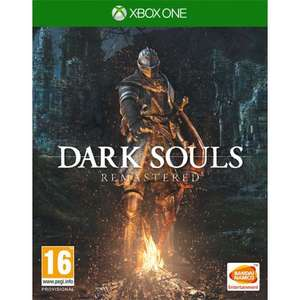 Dark Souls Remastered [Xbox One] £12.95 delivered @ The Game Collection