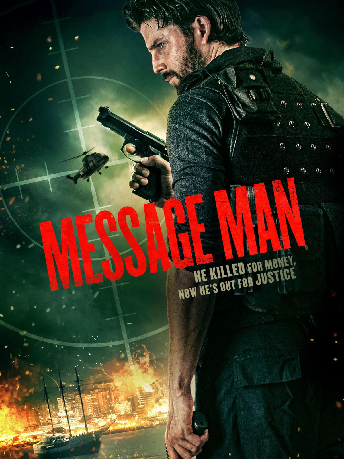 Message Man - 99p to rent @ Amazon Prime Video