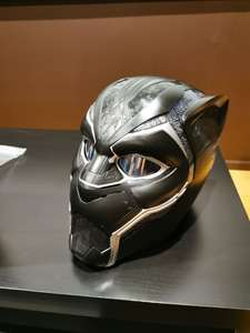 Marvel Legends Black Panther helmet £69.99 Free click and collect (£30 Credit back with code when you BNPL) @ Very