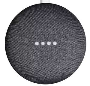 Google Home Mini Smart Speaker - Charcoal/Chalk - Refurbished FFP - £13.98 Delivered @ MyMemory