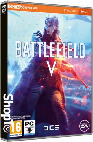 Battlefield V [PC game] - £6.85 @ Shopto