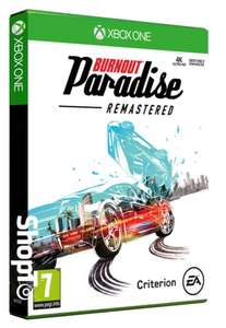 Burnout Paradise Remastered| Xbox One Game - £7.85 Delivered @ Shopto