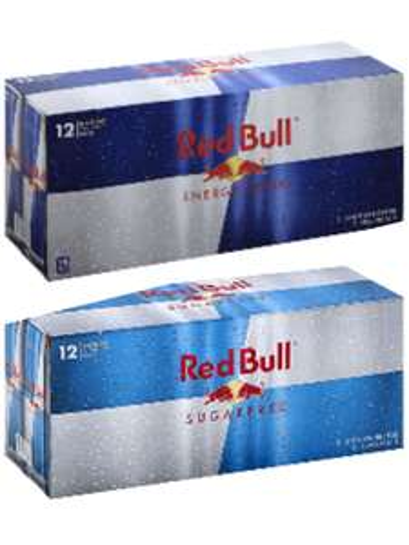 Red Bull/red bull Sugarfree Energy Drink, 250 ml, Pack of 12 - £9 ( £4.49 p&p np) £7.65-£8.55 s&s @ Amazon