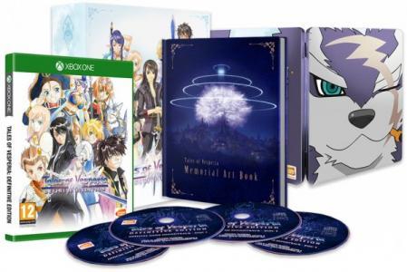Tales Of Vesperia Definitive Premium Edition (Xbox One) £24.99 Delivered @ Amazon