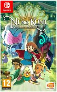 Ni No Kuni Wrath of the White Witch (Switch) £22.91 Delivered @ The Game Collection via eBay