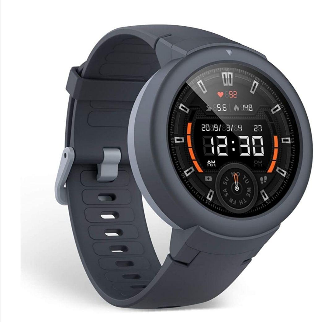 Amazfit Verge Lite - Smartwatch Shark Gray - £69 sold by Amazon