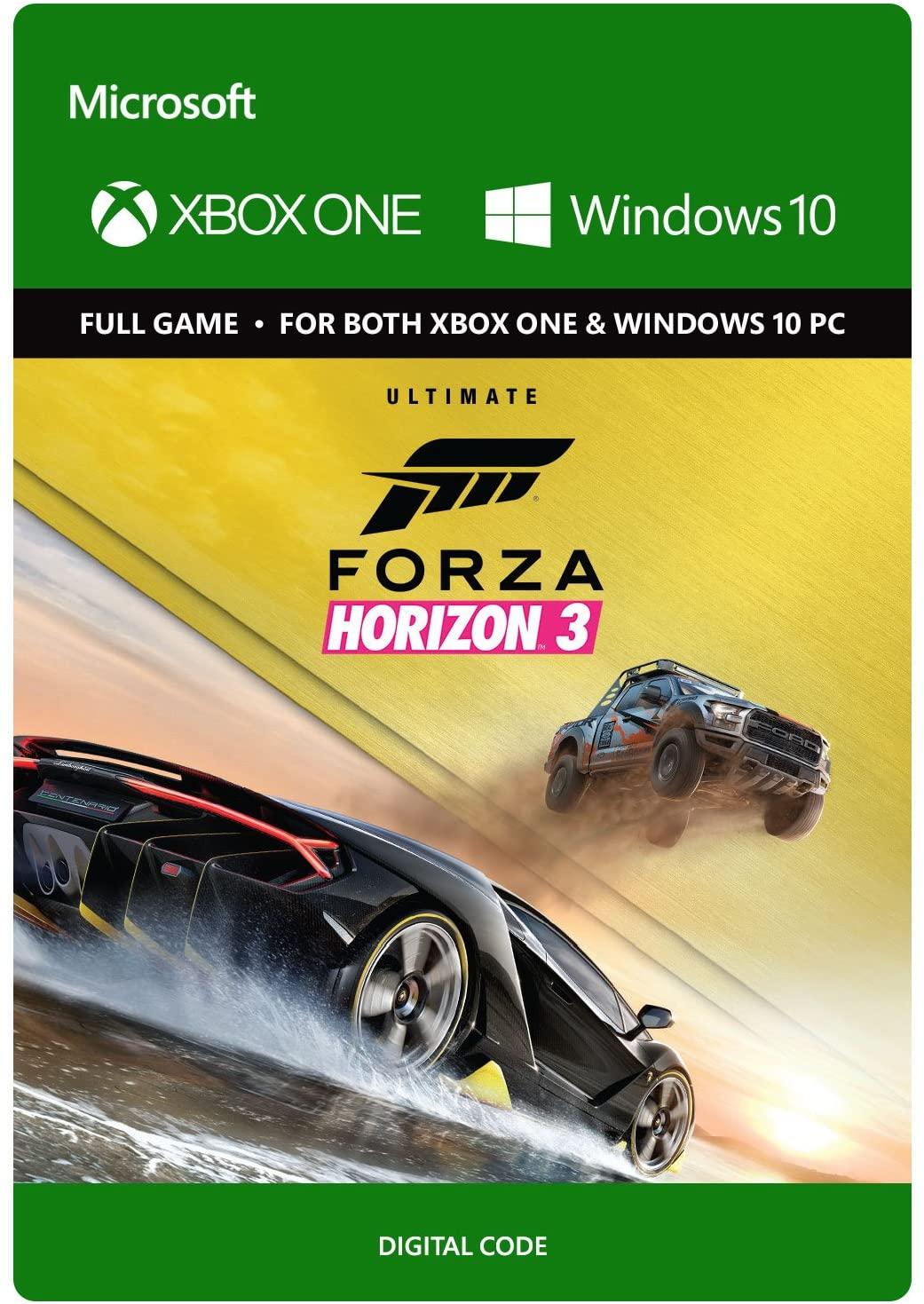 (Xbox, PC) Forza Horizon 3 Ultimate Edition £17.99 at Microsoft