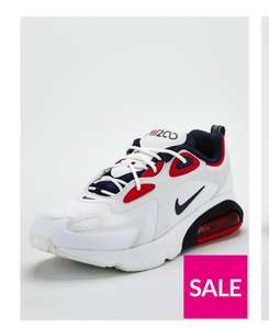 Nike Air Max 200 Trainers Now £33 sizes 6, 8, 10, 12 Free click and collect @ Very