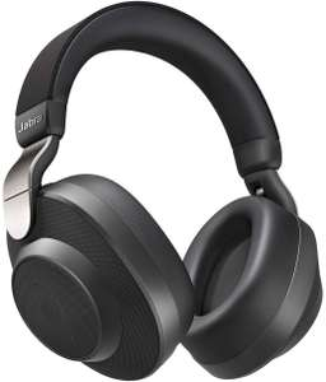 Jabra Elite 85h Over-Ear Headphones – Active Noise Cancelling Wireless Earphones with Long Battery Life £180 @ Amazon