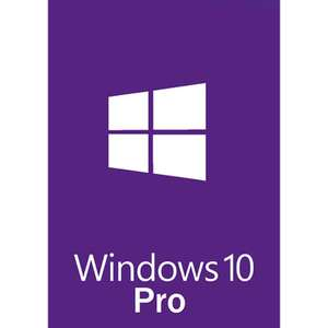 Windows 10 Professional £39.99, Home £29.99 from PC Pro Software Store