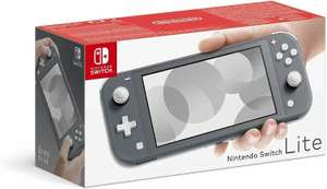 Nintendo Switch Lite Handheld Console in Grey £169.99 Delivered using code @ MyWit eBay