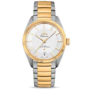 Omega Constellation Globemaster Co-Axial Master Chronometer 39mm LISTER HORSFALL - £5455