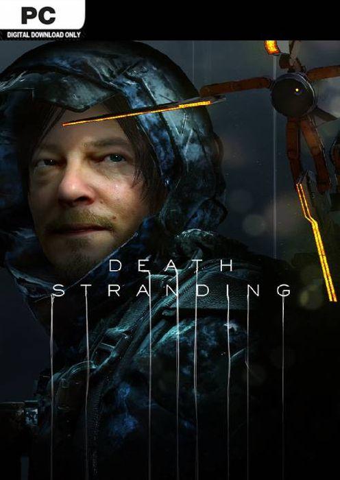 Death Stranding PC Steam + DLC - £27.99 @ CDKeys