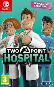 [Nintendo Switch] Two Point Hospital - £22.06 - eBay/TheGameCollection