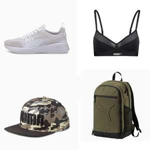 Up to 50% Off PUMA Sale + Extra 30% Off with code + Free delivery on £45 (otherwise £3.95) @ Puma