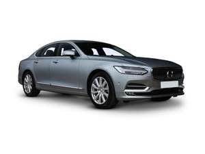 Volvo S90 Saloon 2.0 T4 Momentum Plus Geartronic 24M Personal Lease 8,000 miles total £7,355.78 at RGW Contracts